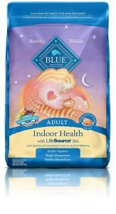 Best Blue Buffalo cat food for sensitive stomach vomiting
