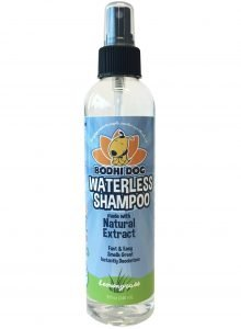 best bodhi waterless shampoo for pit bulls