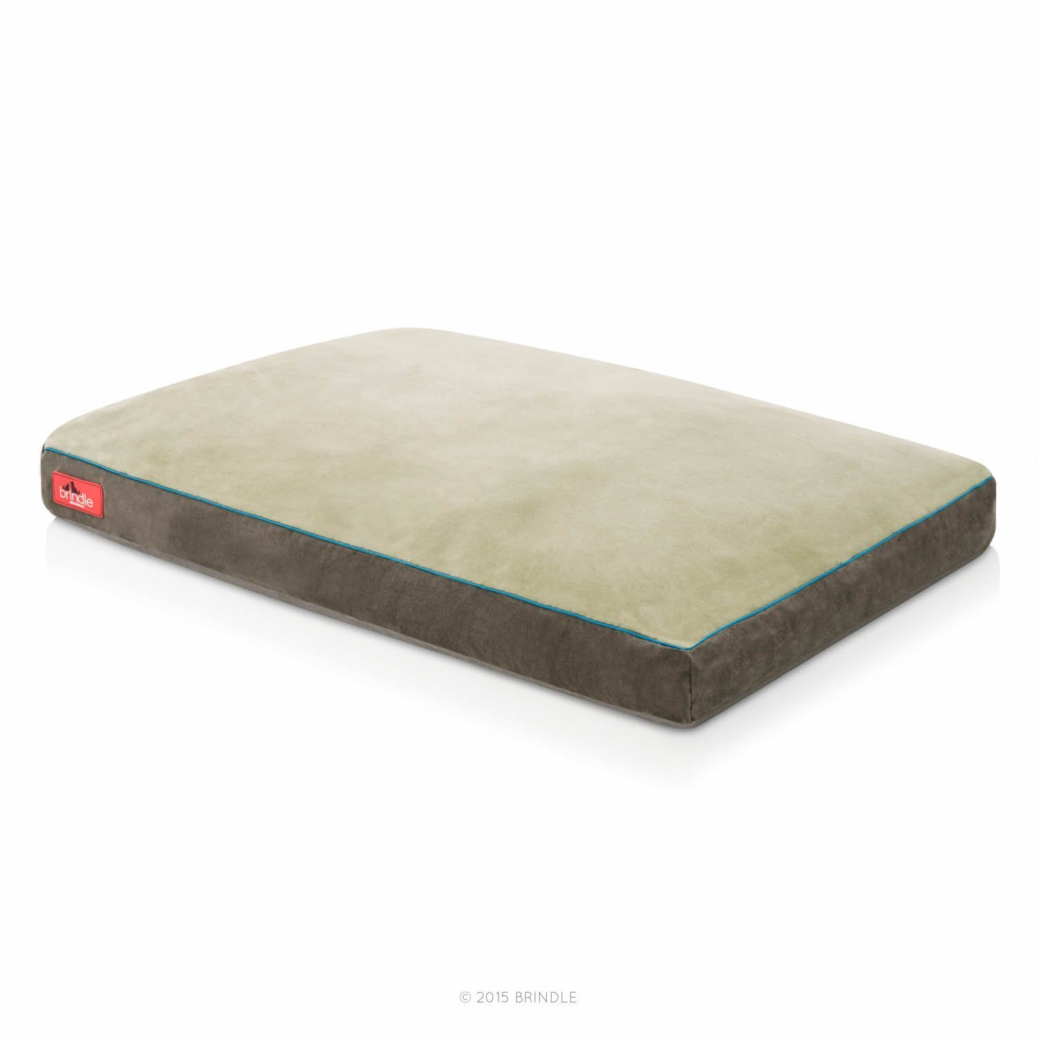 brindle soft memory best dog beds for cocker spaniels