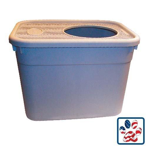 clevercat top entry Best Litter Box For Cats That Kick Litter