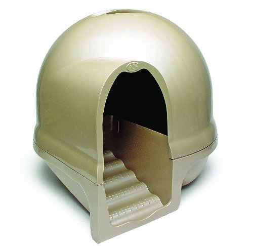 petmate clean step best litter box for cats that kick