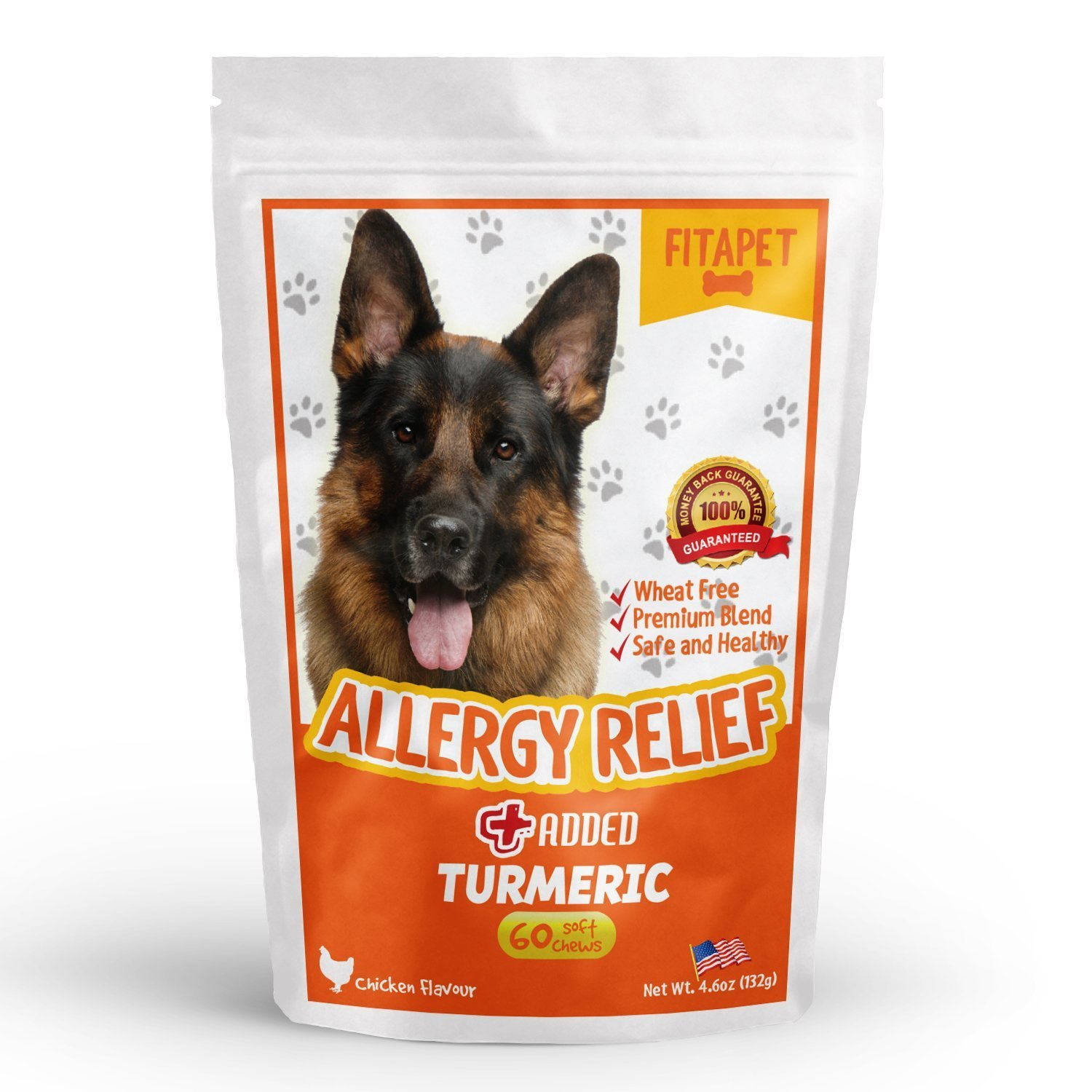 Fitapet Allergy best dog food for skin allergies