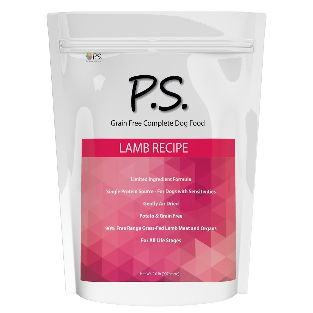 PS For Dogs best dog food for skin allergies