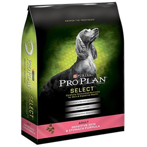 Purina Pro Plan 5 best dog food for skin allergies