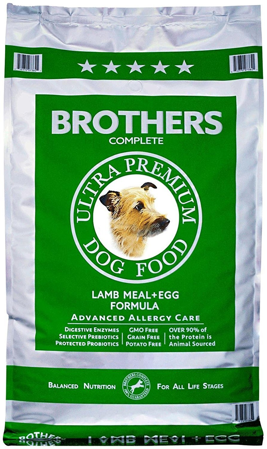 the best dog foods for allergies brothers complete