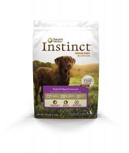 Instinct Original best weight management dog food for large breeds
