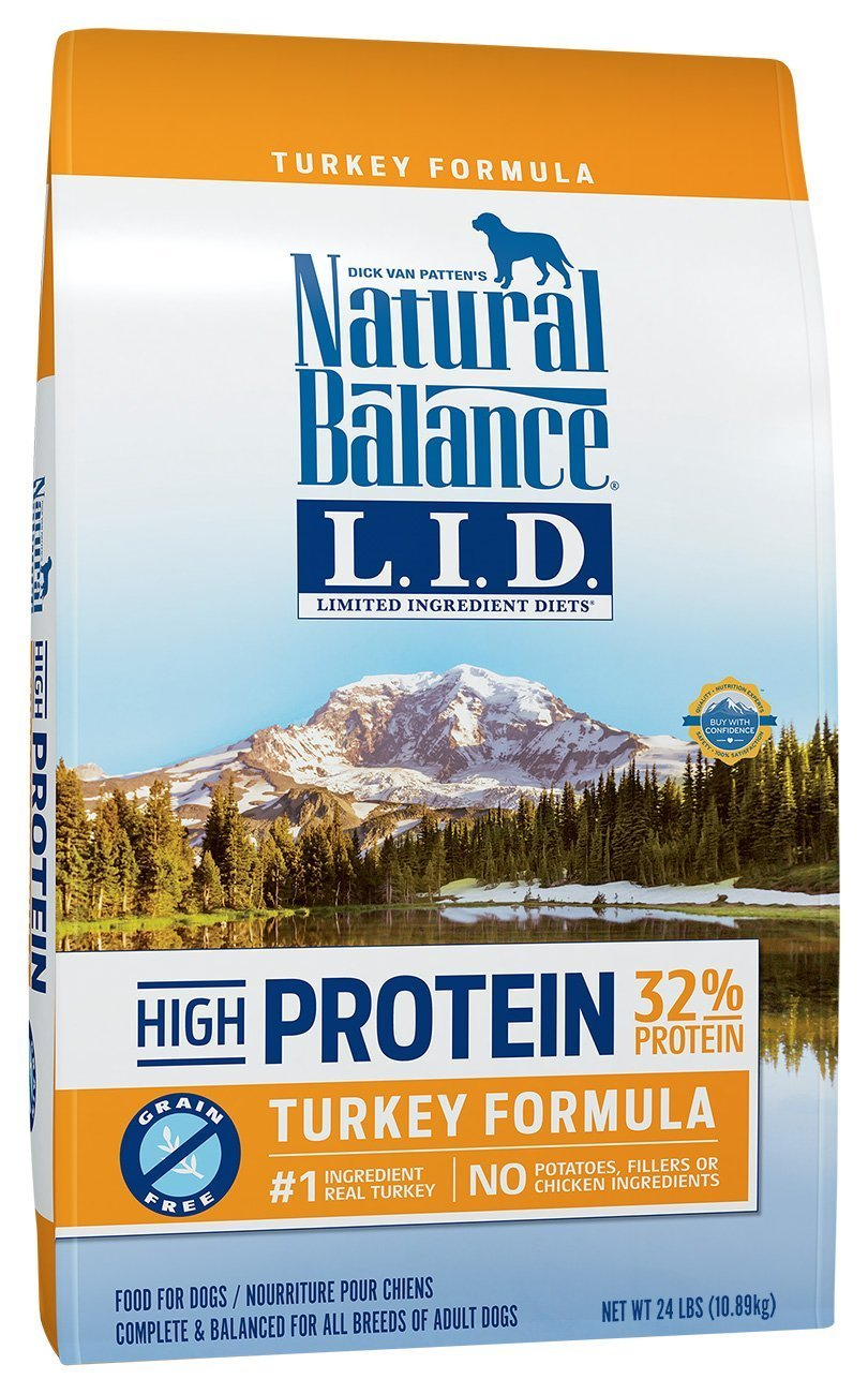 Natural Balance Senior Dry Dog Food