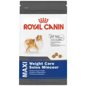 Royal Canin absolute best weight management dog food for large breeds