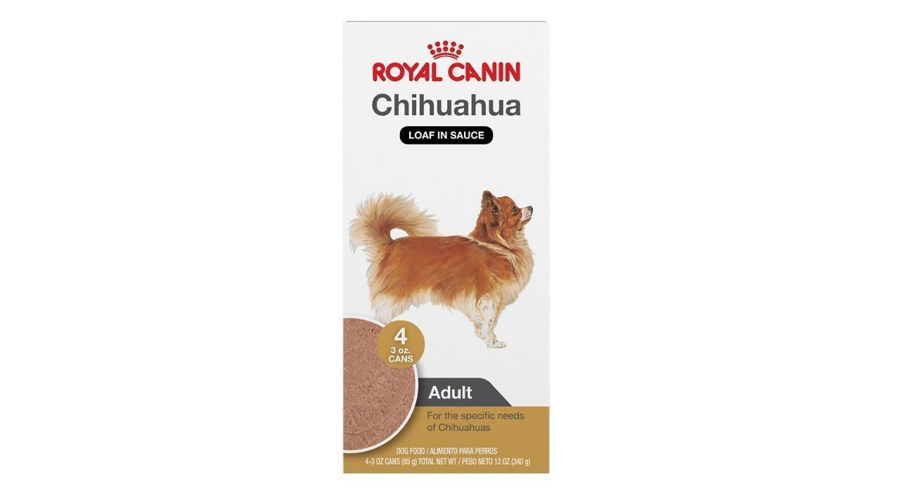 Royal Canin Breed Best Wet Dog Food For Chihuahua