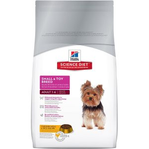 hills science best dog foods for maltese tears