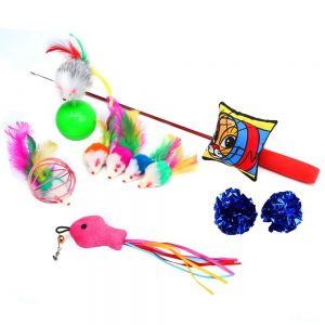 GDPet top rated Cat Toys To Keep Them Busy
