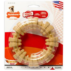 top rated nylabone dog chew toy for aggressive chewers