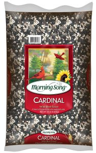 best bird food Morning Song for cardinal