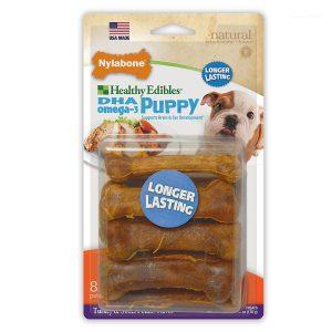 best Nylabone chew bones for puppies