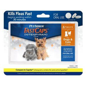 Best PetArmor 6 flea medicine for cats