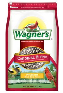 best Wagner's bird food for cardinal