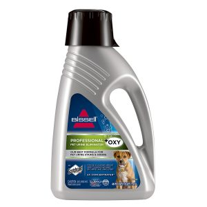best Bissell carpet cleaner solution for pet urine
