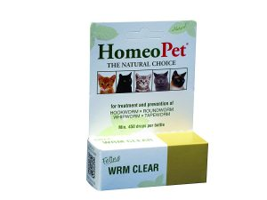 best HomeoPet deworming medicines for cats