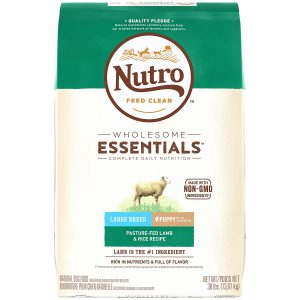 Best Nutro Large Breed Puppy Food For German Shepherd