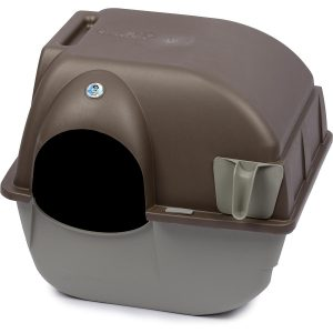 top rated Omega Paw self cleaning litter boxes