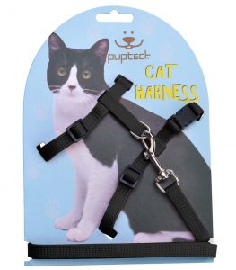 best Adjustable Pupteck cat harness no escape