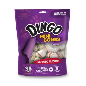 best Dingo bones for teething puppies