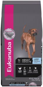 Best EUKANUBA Dog Food With Glucosamine and Chondroitin