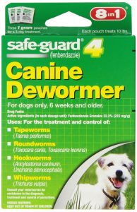 best Excel dog wormer for all worms