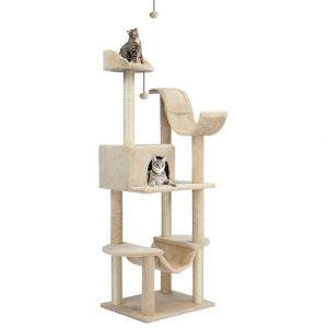 best Finether Cat Tree for multiple cats
