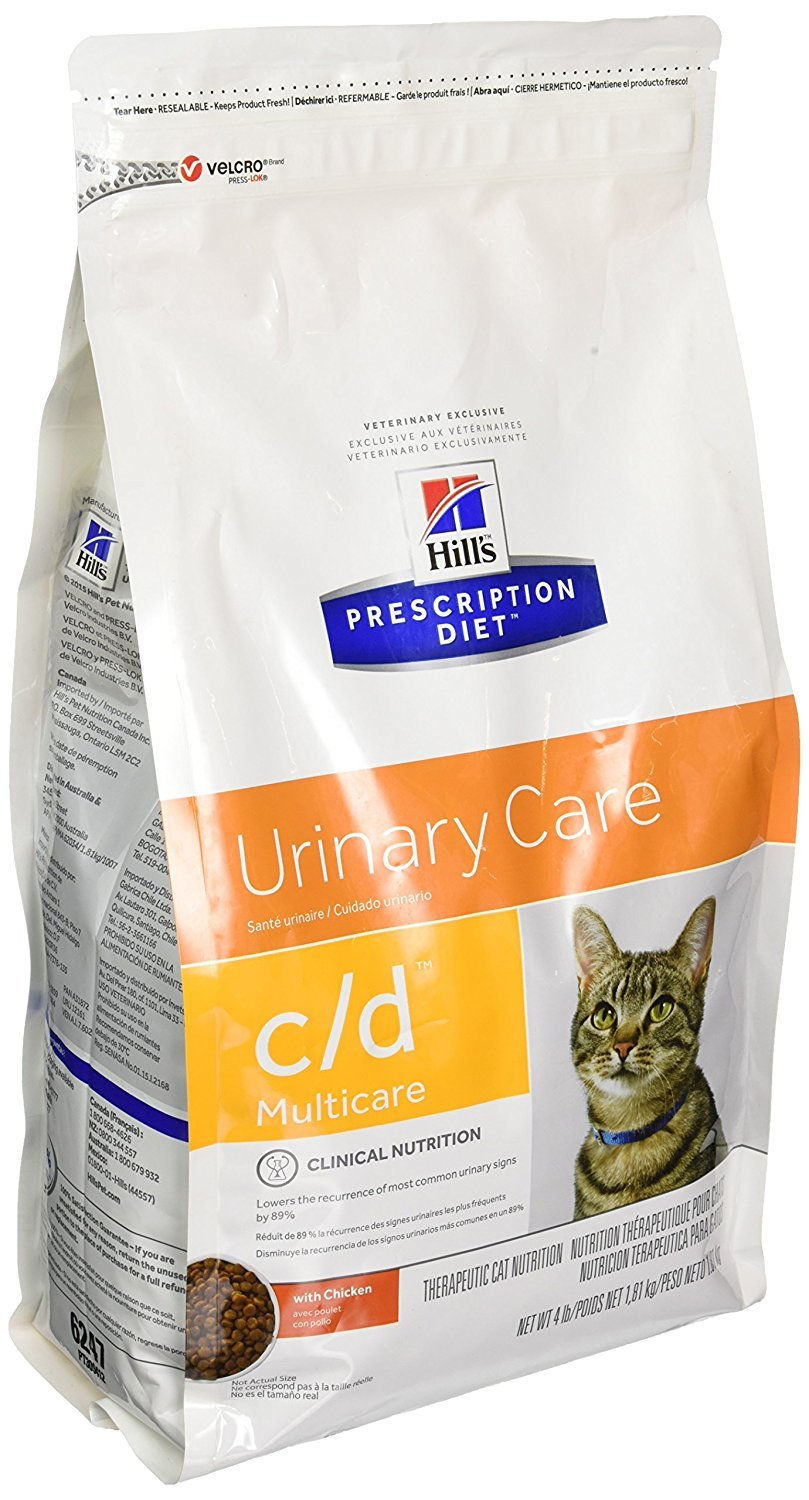 Best Hill S Pet Nutrition Cat Food For Urinary Crystals