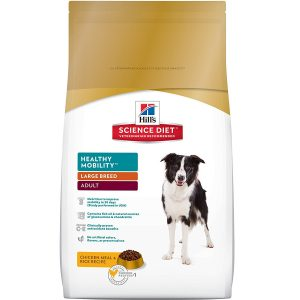 Best Hill's Science Diet Dog Food With Glucosamine and Chondroitin