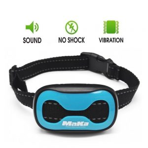 best MaKa no bark collars for small dogs