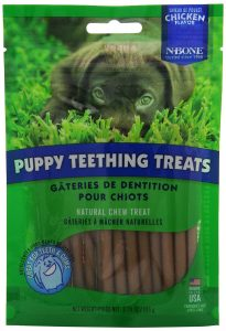 best N-Bone bones for teething puppies
