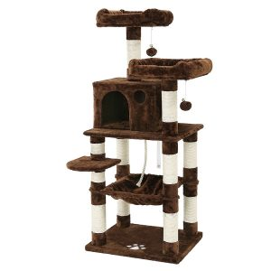 best SONGMICS Cat Tree for multiple cats