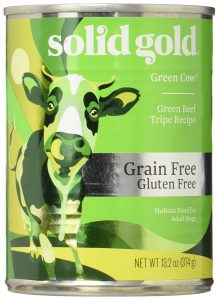 Best Solid Gold canned dog food for sensitive stomachs