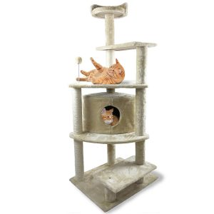 best Tiger Tough Cat Tree for multiple cats