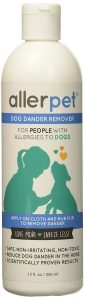 best Allerpet paw perfect dog shampoo for dander