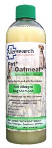 best Allersearch paw perfect dog shampoo for dander
