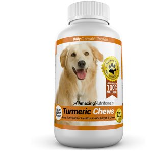 best Amazing Nutritionals pain reliever for dogs