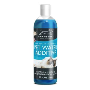 Emmy's Best dog dental water additive