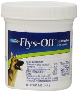 best farnam flys-off miracle coat fly repellent ointment for dogs