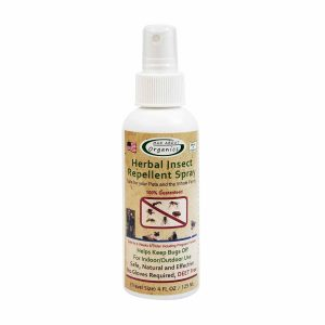 best Mad About Organics fly repellent for dogs