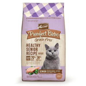 Best Merrick Dry Cat Food For Older Cats