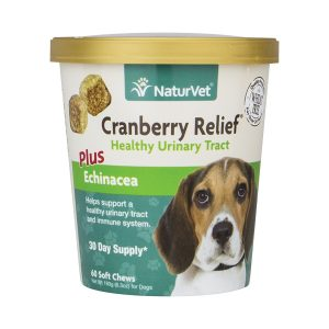 Best NaturVet Cranberry Supplement For Dogs