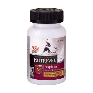 best Nutri-Vet pain reliever for dogs