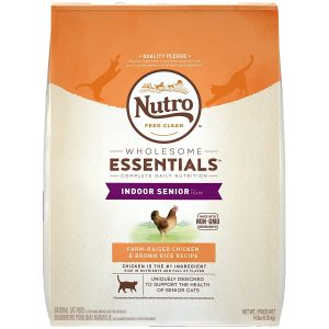 Best Nutro Diet Dry Cat Food For Older Cats