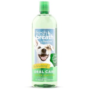 Best Tropiclean dog dental water additive
