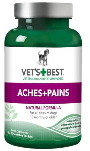 Vet's Best pain reliever for dogs