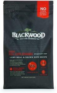 link to best blackwood pet for german shepherds weight