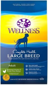 link to wellness complete health natural best dog food for gaining weight